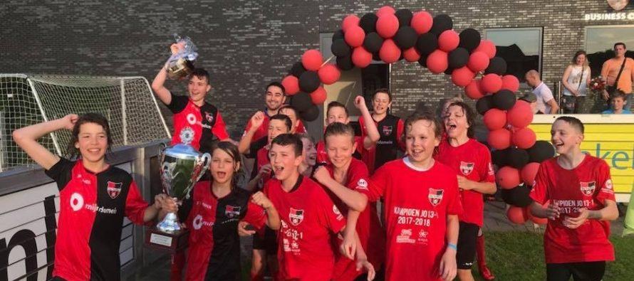 Weer een kampioenschap voor Özgür Dayıoğlu met De Treffers