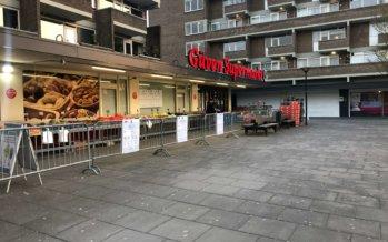 Supermarkt bedankt bezoekers met extra hoge kortingen