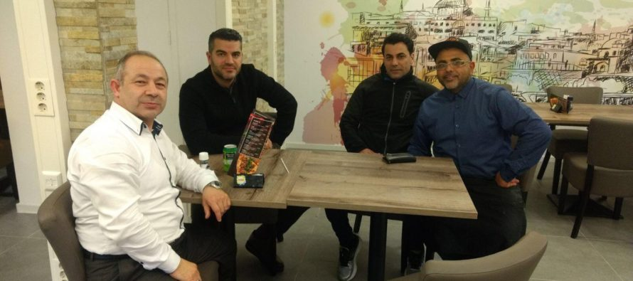 Is Gastronoom-Koning Deniz aandeelhouder bij Tuna Pide in Arnhem?