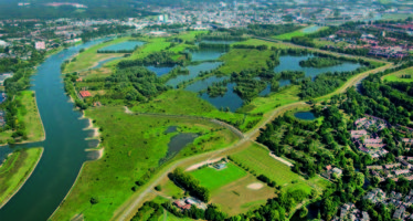 Arnhem krijgt er 100 voetbalvelden aan natuur bij