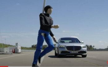 Een verkeersongeval met de nieuwe Mercedes S-Klasse 2021 is onmogelijk