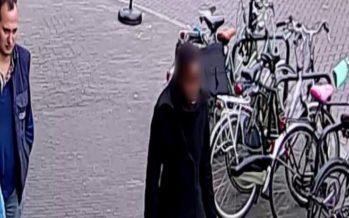 Winkelier publiceert foto's van 'vreemde' fietsendief hommelseweg