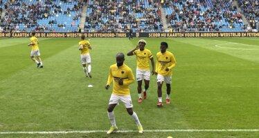 Arnhem stroomt vol met 900 Engelse fans