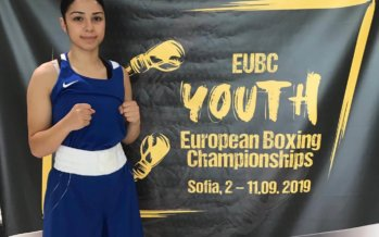 Husniye bokst vanmiddag in halve finale tijdens EK