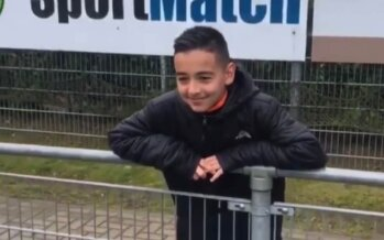 Talent uit Arnhem scoort nu al twee hattricks voor Go Ahead Eagles