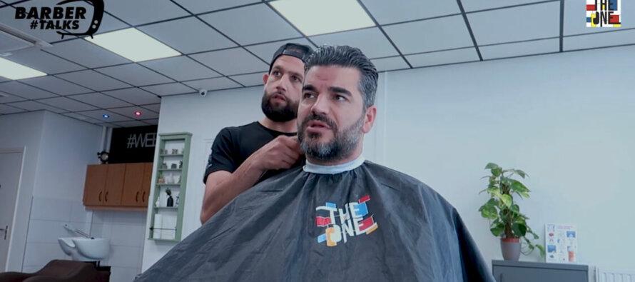 Barber Talks: Cafetaria Koning Ali Deniz deelt zijn succesverhaal