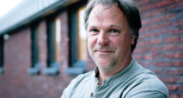 Hans Spekman spreekt over kinderen en armoede in Velp