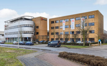 Sale & Lease back van pand aan Oldenbarneveldtstraat