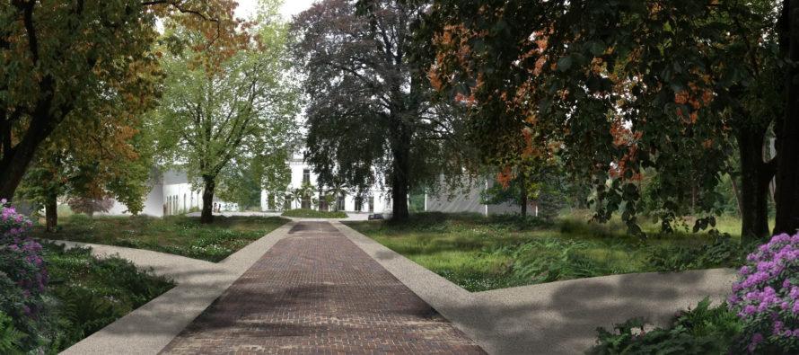De eerste plannen voor Landgoed Klingelbeek worden onthuld