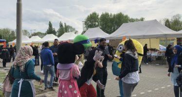 Duizenden bezoeken grootste braderie van Arnhem