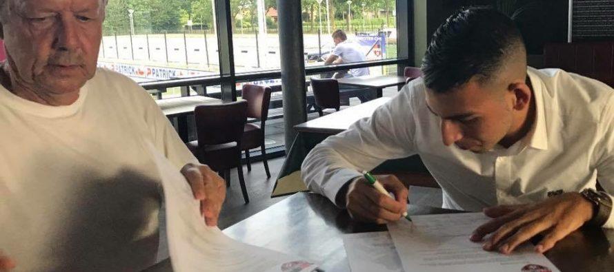 Akin Zeyrek (19) maakt nieuwe club bekend