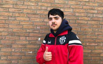 Cagri Dunar scoort weer voor Anadolu'90