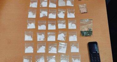 Bekende dealer met 100.000 euro aan coke opgepakt