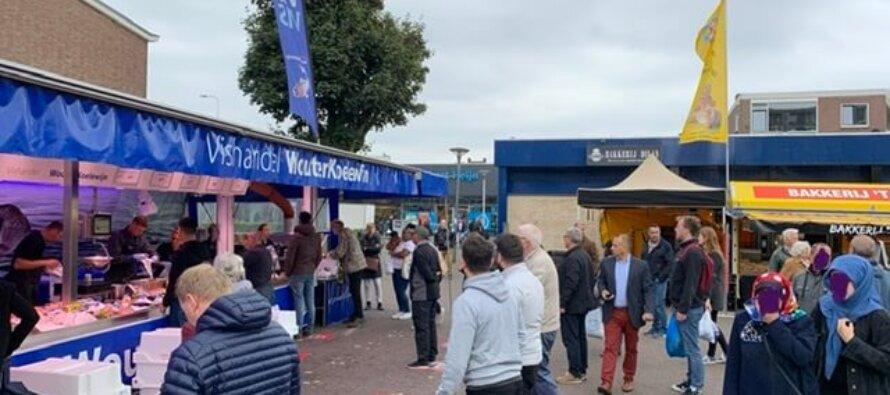 Parkeerproblematiek bij 'grote' markt in Arnhem-Zuid