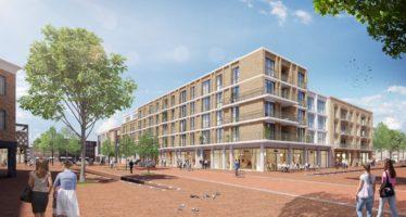 Stadswaarde geeft sein start bouw project Turfstraat in Arnhem