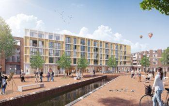 Start verkoop nieuwbouwproject '&INARNHEM' Turfstraat