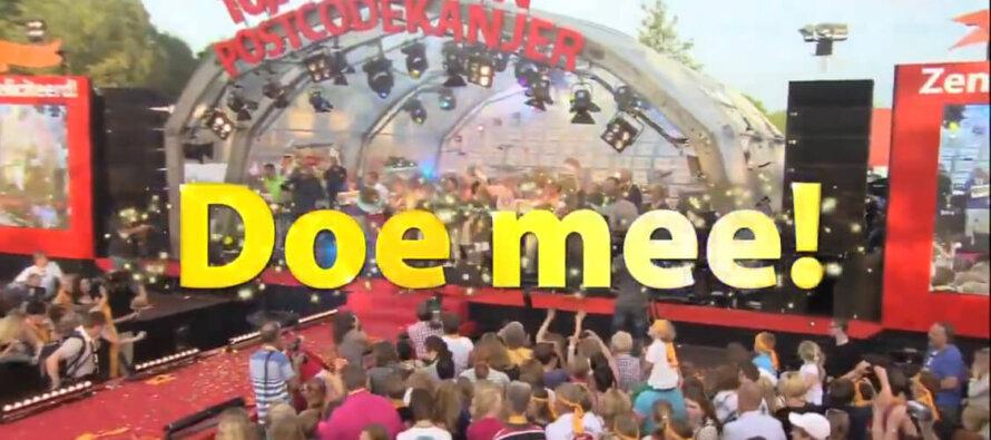 Arnhemse Pauline zondagavond door Winston Gerschtanowitz verrast met 86.000 euro