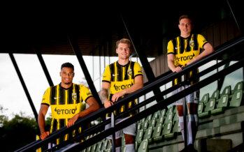 Onbekende eToro nieuwe hoofdsponsor van Vitesse