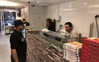 Tuna Pide tevreden over positieve reacties van bezoekers