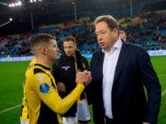 Leonid Slutskiy nu echt weg bij Vitesse