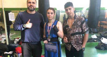 Arnhem heeft eindelijk weer een dames bokskampioen