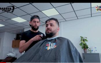 Barber Talks met raadslid en Albert Heijn man Talip Aydemir