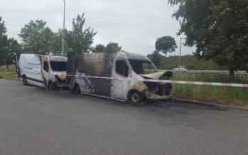 Paniek bij ondernemers na recente brandstichting bedrijfsauto's