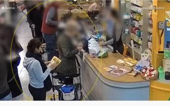 Zakkenrolsters Elderveld plunderen bankrekening bejaarde dame (90)
