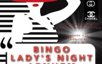 Zeer bijzondere Ladies Night in Arnhem