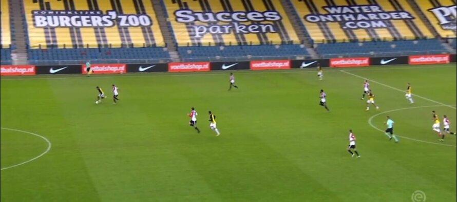 Vitesse vergeet sponsoren niet tijdens corona zonder toeschouwers