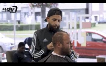Barber Talks ontvangt rasechte Arnhemmer Nicky Hofs