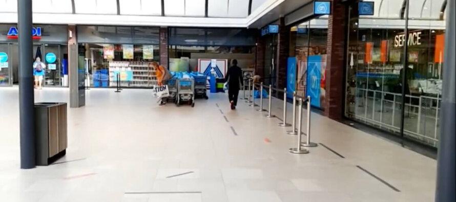 Treiter vlogger Keizer en Zo steelt schoonmaakwagen in Presikhaaf