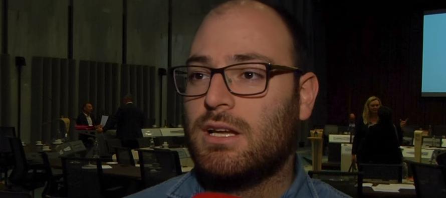 SP-raadslid Çetintaş neemt het op voor daklozen in Arnhem