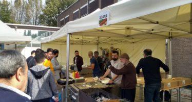 Veel vraag naar broodje Adana in Presikhaaf tijdens grootste braderie
