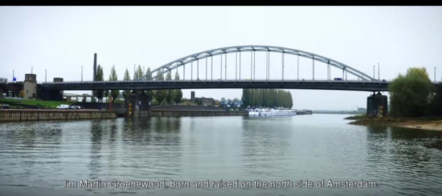 Opening Airborne at the Bridge