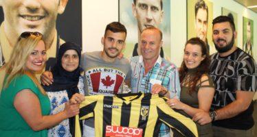 Vitesse Academie heeft op dit moment drie Turkse spelers