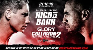Tickets Rico vs Badr nu al beschikbaar in de voorverkoop
