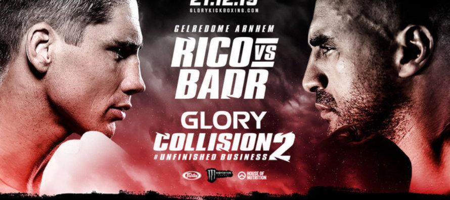 Ticketprijzen Gelredome wedstrijd Badr Hari vs Rico Verhoeven bekend