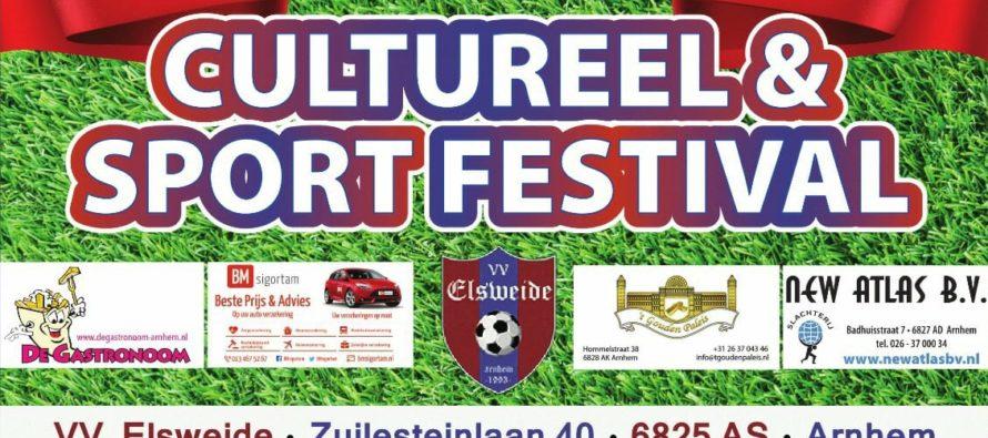 Lekker genieten tijdens grootste sportfestival van Arnhem