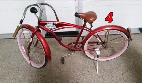 BEELDEN Staat uw gestolen fiets tussen deze fietsen?