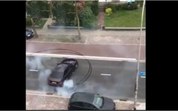 Veel klachten over Arnhemmer na 'drifting' met BMW op klaarlichte dag