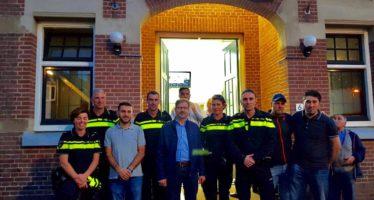 Barbaros moskee krijgt bezoek van politie tijdens iftar