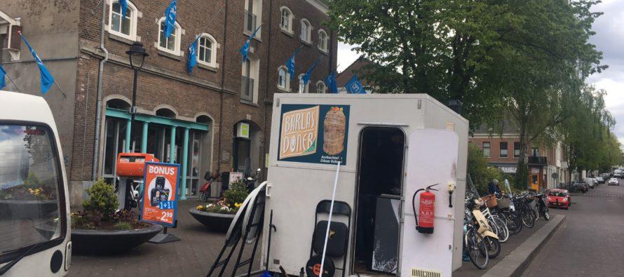 Extra drukte verwacht bij kraampje Arnhemse Kebab-Koning in Klarendal