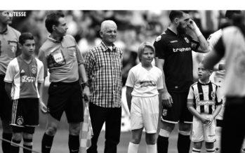 Bekende Klarendaller en oud-Vitesse speler Bennie Hofs (70) overleden