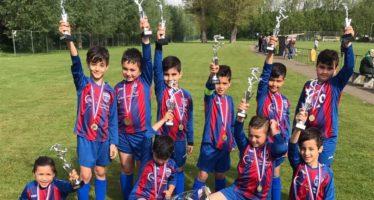 Klarendaller Mehmet Boga weer kampioen met jeugdteam Elsweide