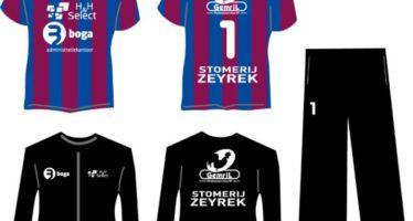 Elsweide O11 presenteert nieuwe wedstrijdkleding
