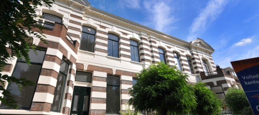 Rijke belegger koopt Kantoor- / woningcomplex van ca. 1.400 m² aan Boulevard Heuvelink