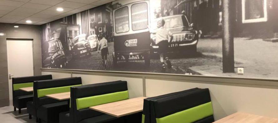 Heel Klarendal trots op gloednieuwe cafetaria 't Klavertje