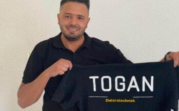 Mesut Togan werkt van Paleis 't Loo tot bij mensen thuis