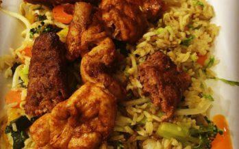 Halal wokken gaat als een speer bij Chico's Place